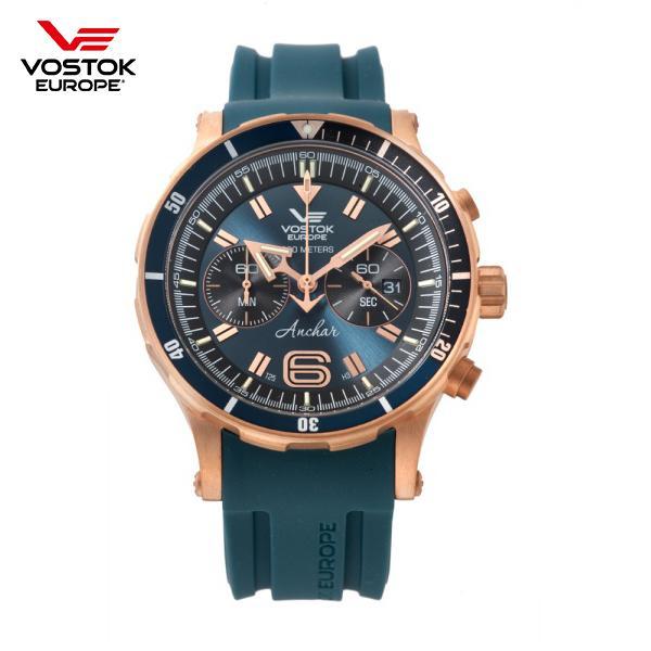 正規品 ボストークヨーロッパ VOSTOK EUROPE 腕時計 メンズ アンチャー ...