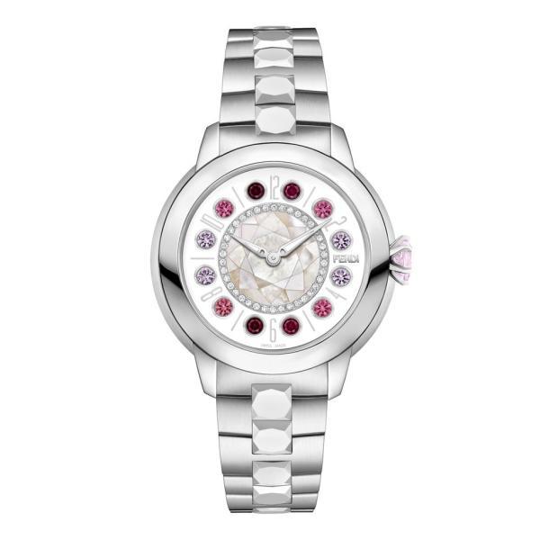 フェンディ FENDI 腕時計 レディース Ishine アイシャイン F121024500D2T01 ギフト プレゼント|nisshindo|01