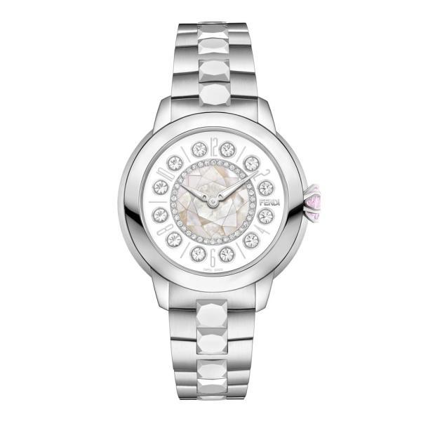フェンディ FENDI 腕時計 レディース Ishine アイシャイン F121024500D2T01 ギフト プレゼント|nisshindo|02
