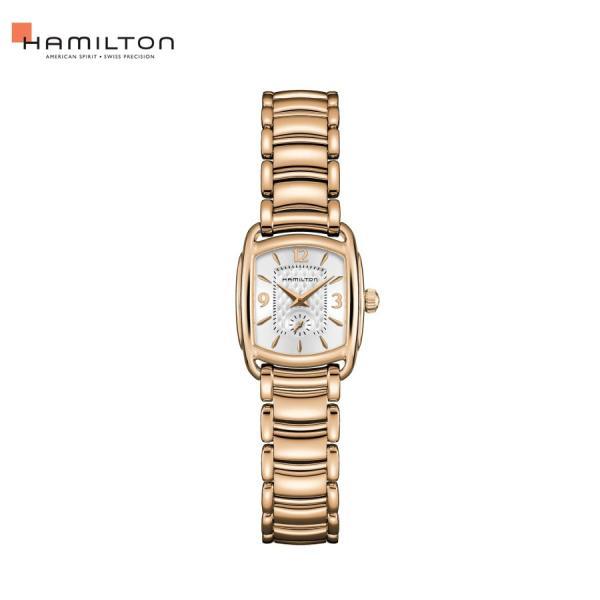 ハミルトン HAMILTON 腕時計 レディース バグリー H12341155