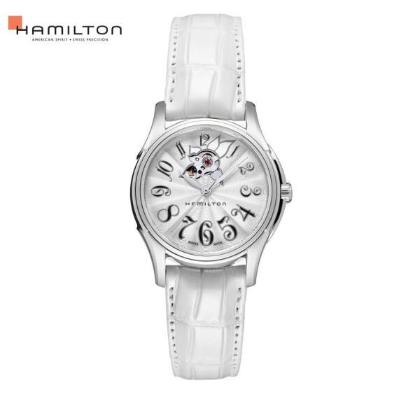 ハミルトン HAMILTON 腕時計 レディース ジャズマスター レディ オート Jazzmaster Lady Auto H32365313 ギフト プレゼント|nisshindo