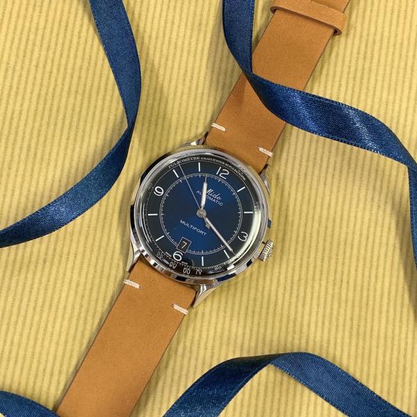 クーポン ミドー MIDO 腕時計 メンズ マルチフォート パトリモニー Multifort M0404071604000|nisshindo|02