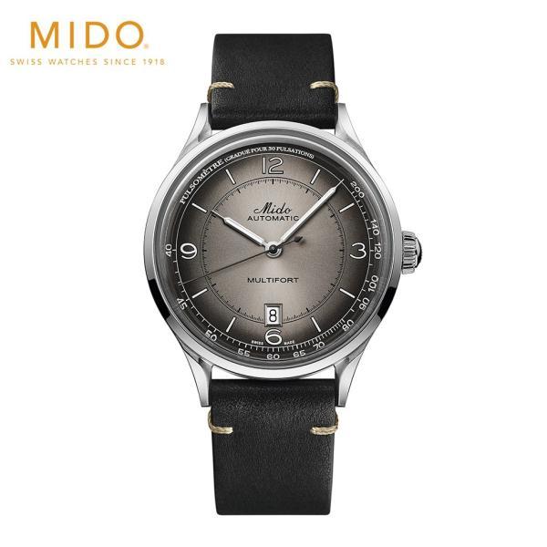 ミドー MIDO 腕時計 メンズ マルチフォート パトリモニー Multifort M0404071606000 ギフト プレゼント|nisshindo
