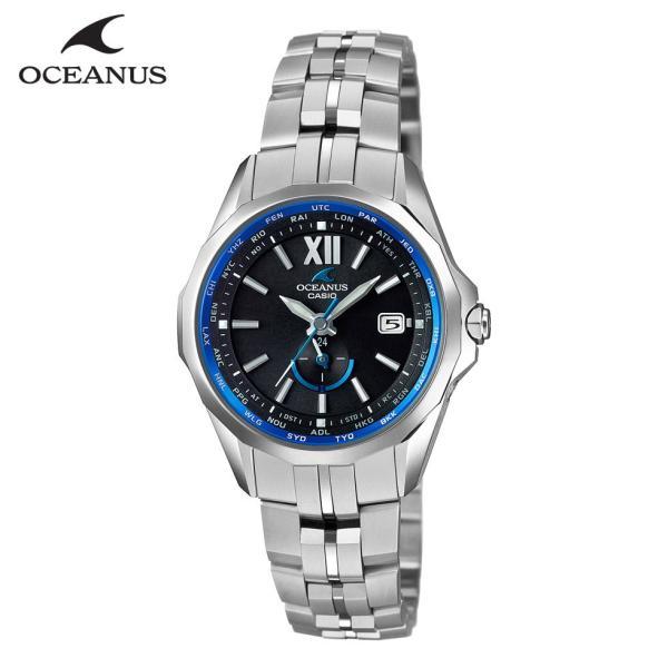 OCEANUS オシアナス OCW-S340-1AJF 腕時計 レディース ポイント15倍