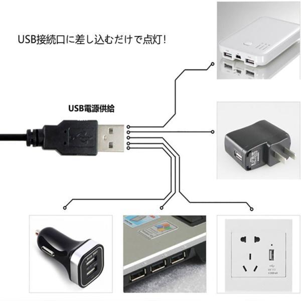 ledデスクスタンドライト 学習机 テーブルスタンド 卓上ライト スタンドライト 省エネ 目に優しい 調光調色 360度調節 USB給電タイプ ブラック/ホワイト|nissin-lux|11