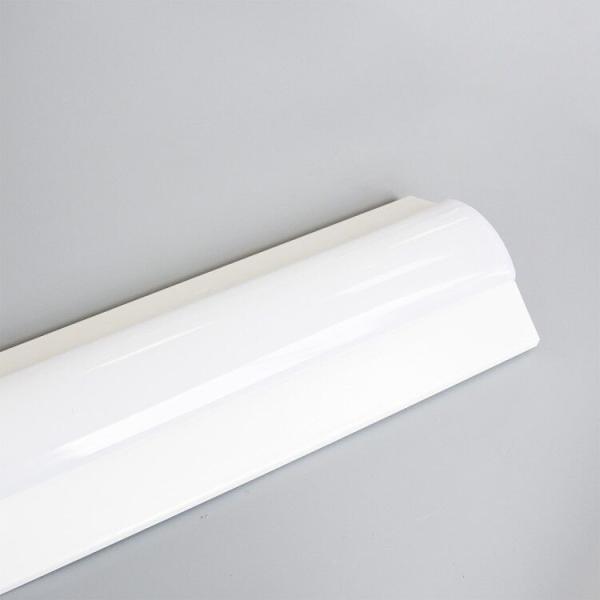 LED蛍光灯器具一体型逆富士形 ledベースライト 40w 2灯 逆富士形 天井直付け led蛍光灯40W 2灯相当 125cm 5200LM nissin-lux 04
