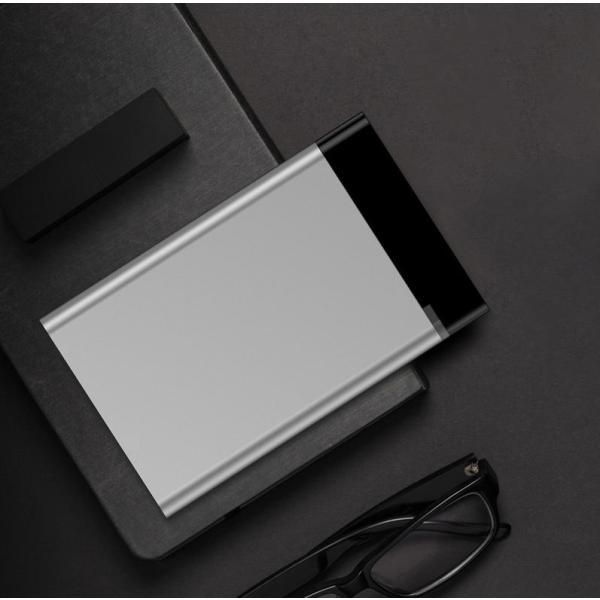 外付けHDD 1TB  ポータブル型 4k対応テレビ録画 PC パソコン mac対応 USB3.1/USB3.0用 HDD 2.5インチ 持ち運び 簡単接続 ハードディスク 最安値に挑戦|nissin-shop|02