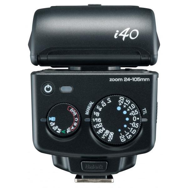 ニッシンデジタル i40 キヤノン用 【正規品】 Nissin i40 for Canon|nissindigital|02