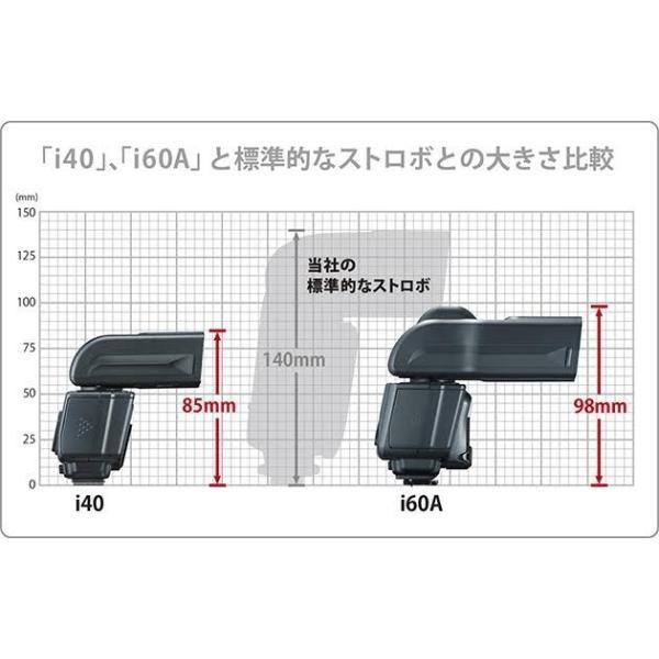 ニッシンデジタル i60A フォーサーズ用 【正規品】 Nissin i60A for Fourthirds|nissindigital|02