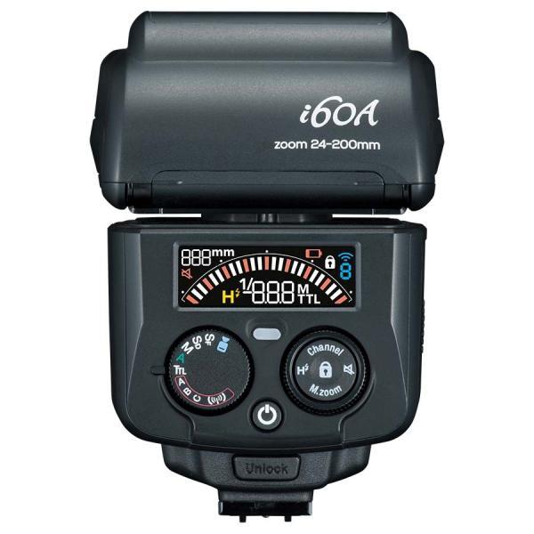 ニッシンデジタル i60A ソニー用 【正規品】 Nissin i60A for Sony|nissindigital|02