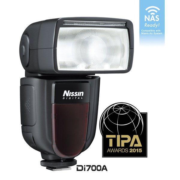 ニッシンデジタル Di700A キヤノン用 【正規品】(NAS対応) Nissin Di700A for Canon