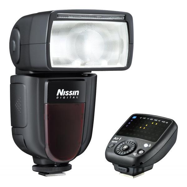 ニッシンデジタル Air1+Di700A キット キヤノン用 【正規品】(NAS対応) Nissin Air1 + Di700A Kit for Canon|nissindigital