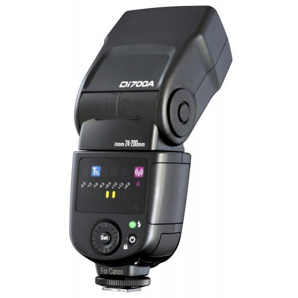 ニッシンデジタル Air1+Di700A キット キヤノン用 【正規品】(NAS対応) Nissin Air1 + Di700A Kit for Canon|nissindigital|02