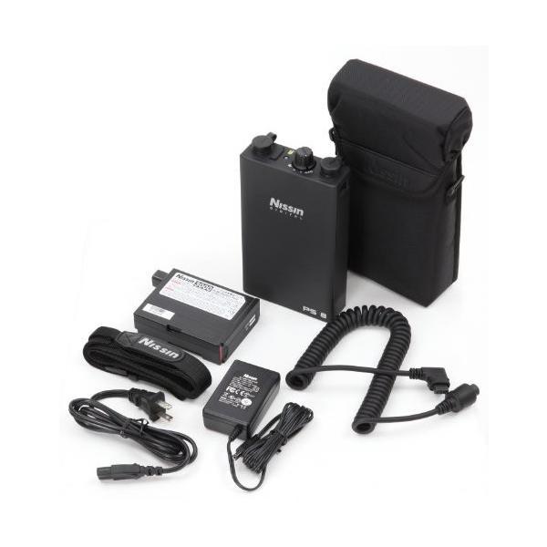 ニッシンデジタル パワーパックPS8 ソニー用 【正規品】 Nissin Power Pack PS8 for Sony|nissindigital