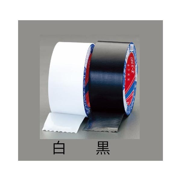 防水気密アクリルテープ(両面のり/幅75mm/黒)