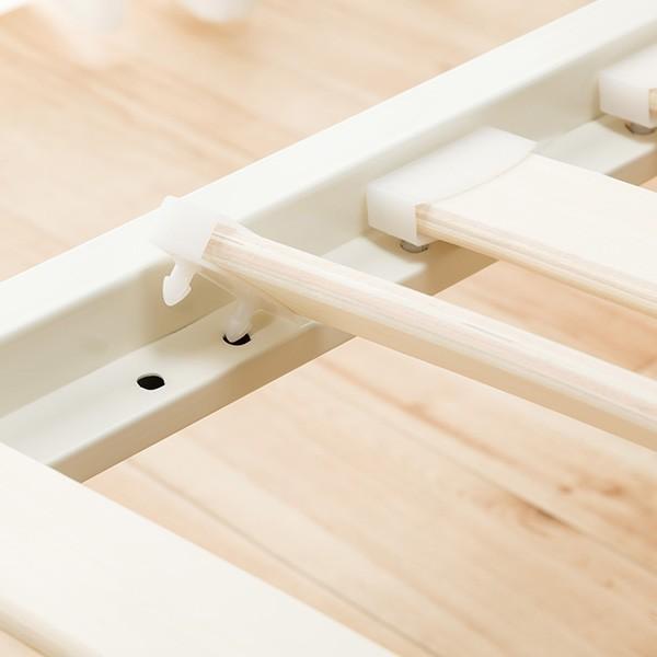 シングルパイプベッド(テフ2) ニトリ 『玄関先迄納品』 『5年保証』|nitori-net|14