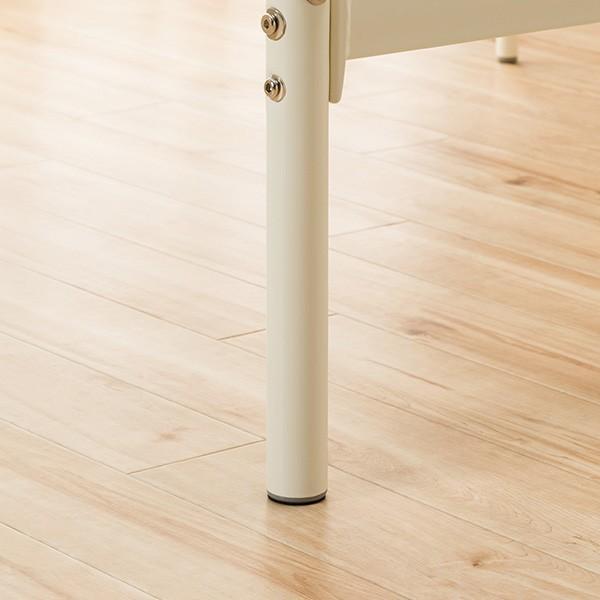 シングルパイプベッド(テフ2) ニトリ 『玄関先迄納品』 『5年保証』|nitori-net|15