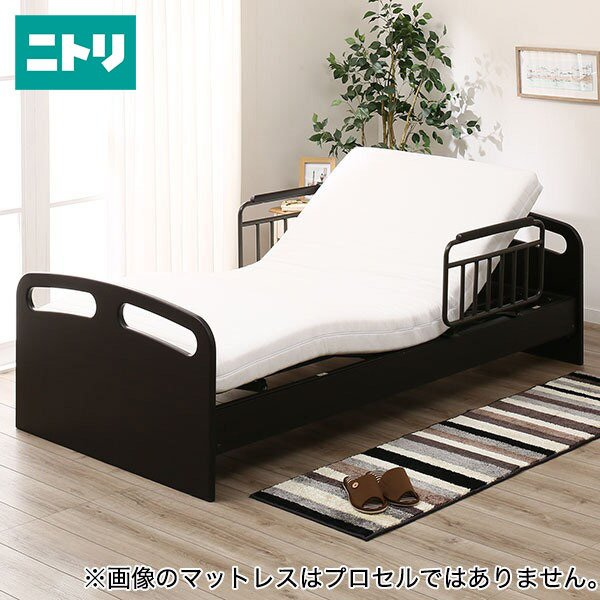 【非課税】電動ベッドマットレスセット(ライズ2M)