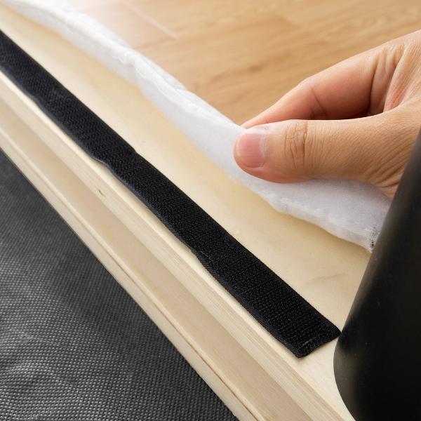 脚付きポケットコイルマットレス(スモールシングル幅80cm) ニトリ 『玄関先迄納品』 『1年保証』 nitori-net 11