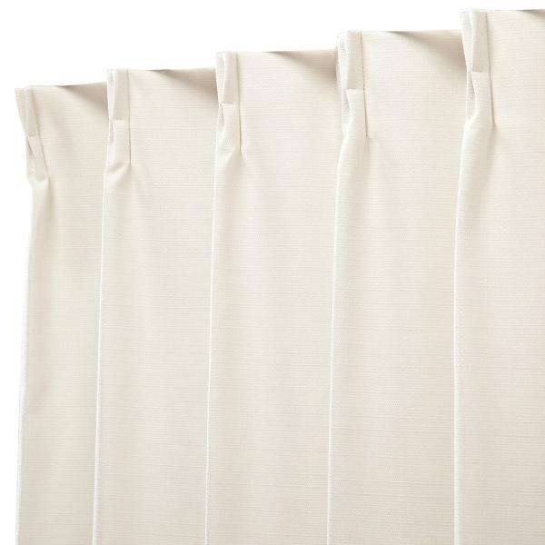 遮光1級・遮熱・遮音カーテン(フェズリ アイボリー 100X178X2) ニトリ 『1年保証』 『玄関先迄納品』|nitori-net|04