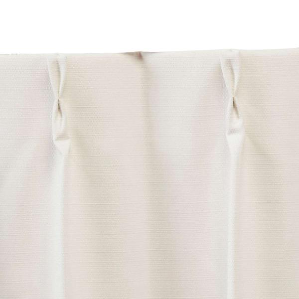 遮光1級・遮熱・遮音カーテン(フェズリ アイボリー 100X178X2) ニトリ 『1年保証』 『玄関先迄納品』|nitori-net|05
