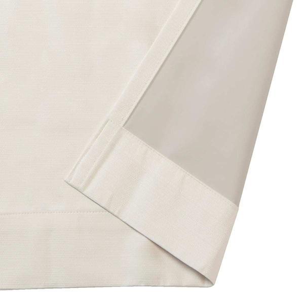 遮光1級・遮熱・遮音カーテン(フェズリ アイボリー 100X178X2) ニトリ 『1年保証』 『玄関先迄納品』|nitori-net|06