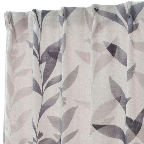 (1枚入り)裏地付き遮熱カーテン(コリヌ グレー 100X140X1) ニトリ 『玄関先迄納品』|nitori-net|04
