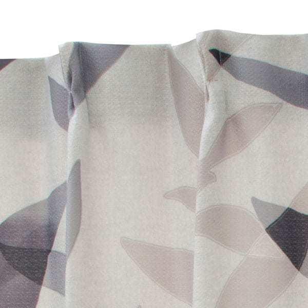 (1枚入り)裏地付き遮熱カーテン(コリヌ グレー 100X140X1) ニトリ 『玄関先迄納品』|nitori-net|05