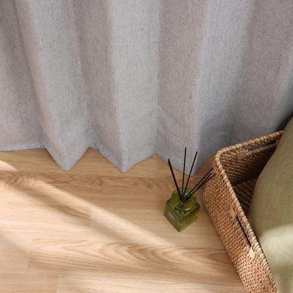 (1枚入り)裏地付き遮熱カーテン(リフレ グレー 100X210X1) ニトリ 『玄関先迄納品』|nitori-net|03