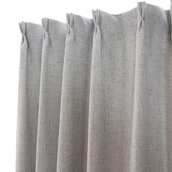 (1枚入り)裏地付き遮熱カーテン(リフレ グレー 100X210X1) ニトリ 『玄関先迄納品』|nitori-net|04
