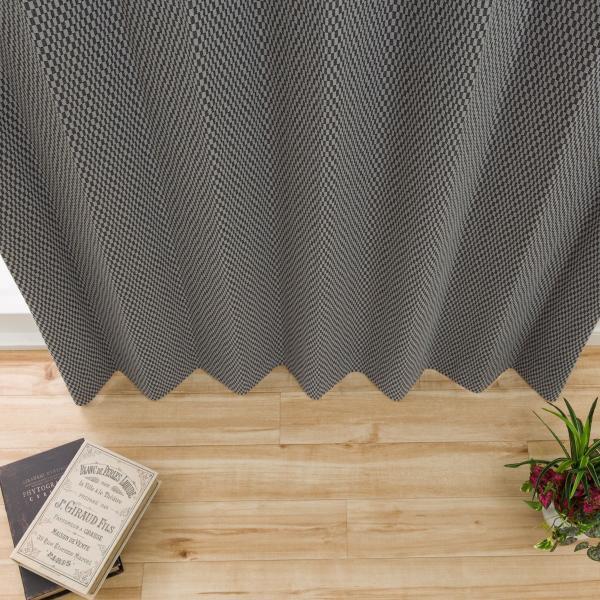 既製カーテン(オーブリー グレー 100X200X2) ニトリ 『玄関先迄納品』|nitori-net|03