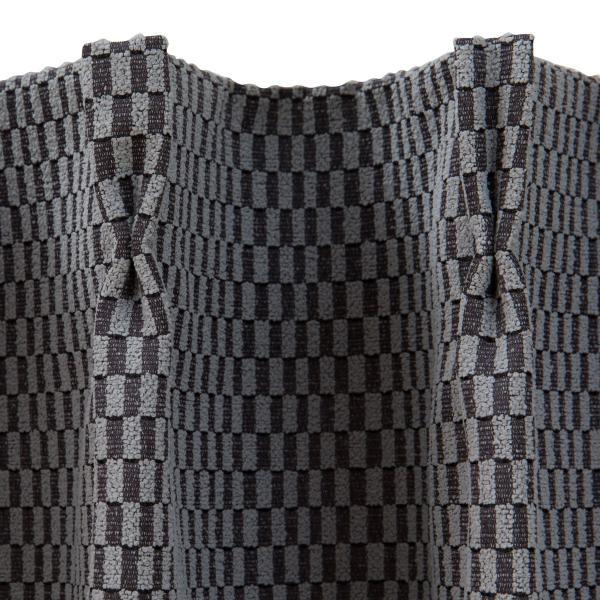 既製カーテン(オーブリー グレー 100X200X2) ニトリ 『玄関先迄納品』|nitori-net|05