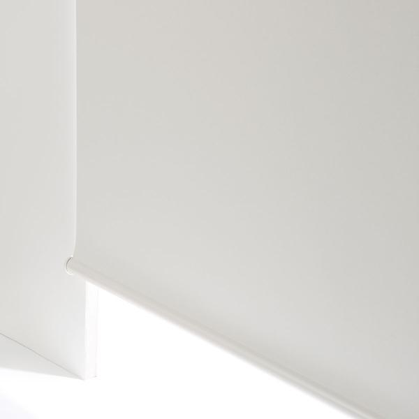 遮光 ロールスクリーン チェーン式 (ドルフィンWH180X220) ニトリ 『1年保証』 『玄関先迄納品』|nitori-net