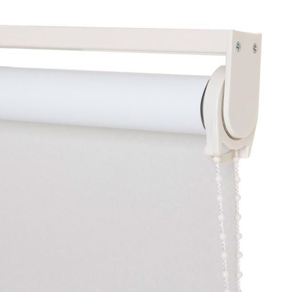 遮光 ロールスクリーン チェーン式 (ドルフィンWH180X220) ニトリ 『1年保証』 『玄関先迄納品』|nitori-net|04