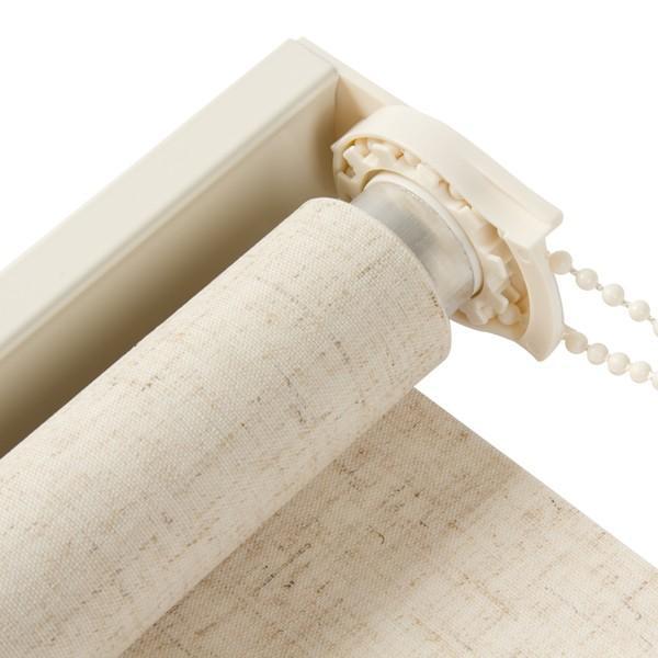 麻入りロールスクリーン(レプス 180X220) ニトリ 『1年保証』 『玄関先迄納品』|nitori-net|02