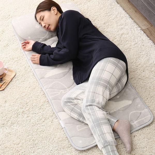 お昼寝マット(Nウォーム q-o ポーラーベア) ニトリ 『玄関先迄納品』 『1年保証』|nitori-net|02