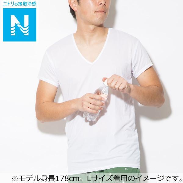 メンズクールTシャツ q-o メッシュ