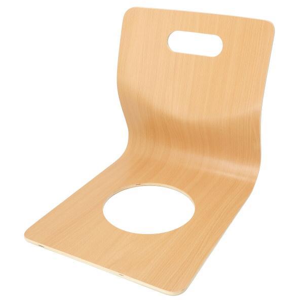 木製座椅子(リンOLBR)ニトリ『玄関先迄納品』『1年保証』