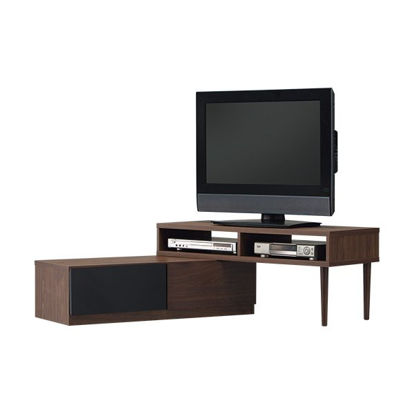 RoomClip商品情報 - 置き方自在なテレビボード(ブルックリン CN 40 MBR) ニトリ 『玄関先迄納品』 『1年保証』
