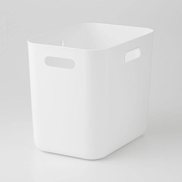 ソフトNインボックスたて型ハーフ(ホワイト)ニトリ『玄関先迄納品』『1年保証』