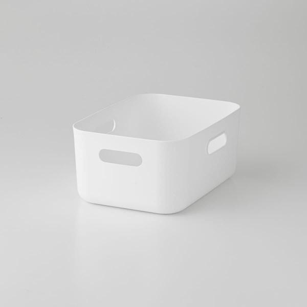 ソフトNインボックスクォーター(ホワイト)ニトリ『玄関先迄納品』『1年保証』