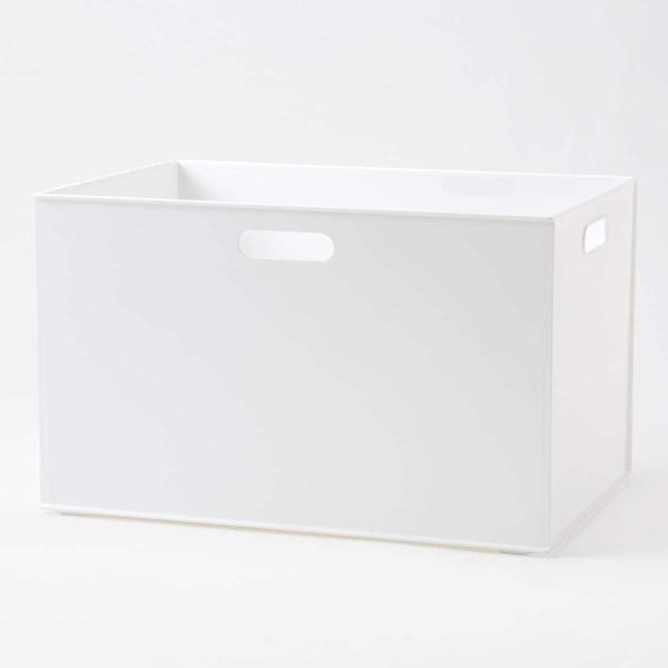収納ケースNインボックス(W)レギュラー(ホワイト)ニトリ『玄関先迄納品』『1年保証』
