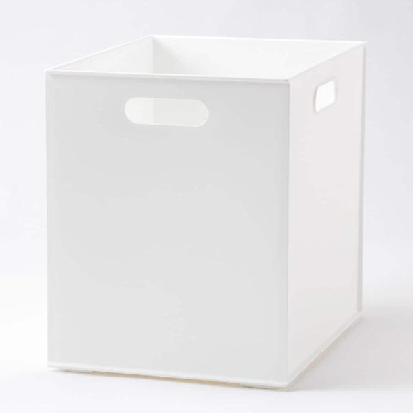 収納ケースNインボックス(W)タテハーフ(ホワイト)ニトリ『玄関先迄納品』『1年保証』