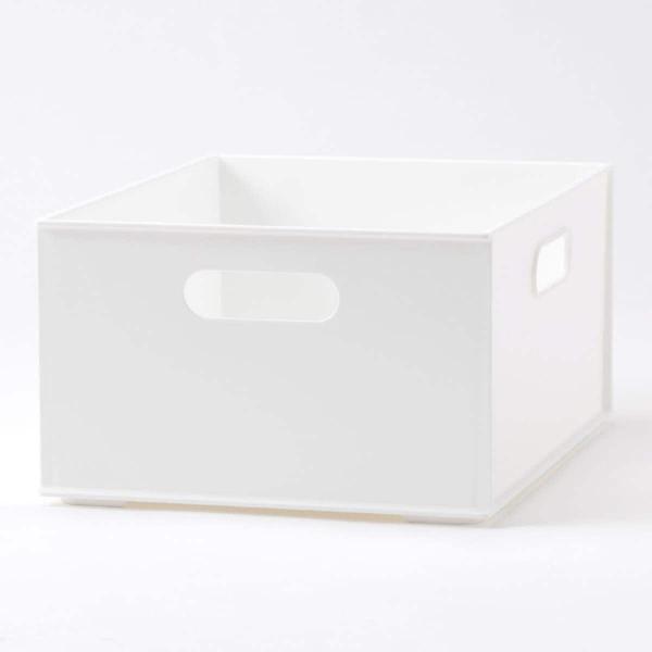 収納ケースNインボックス(W)クォーター(ホワイト)ニトリ『玄関先迄納品』『1年保証』