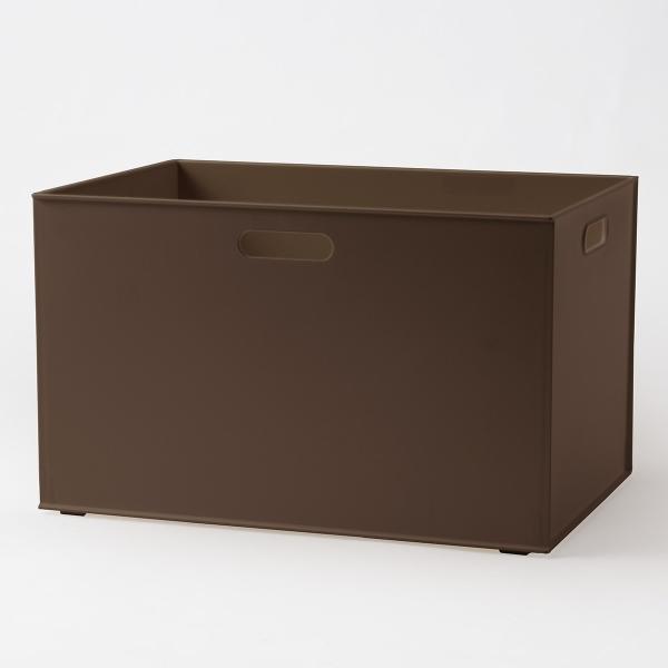 収納ケースNインボックス(W)レギュラー(ブラウン)ニトリ『玄関先迄納品』『1年保証』