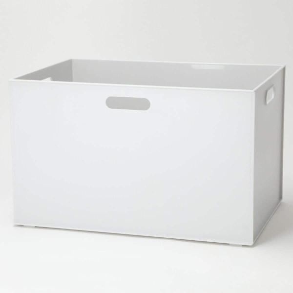 収納ケースNインボックス(W)レギュラー(グレー)ニトリ『玄関先迄納品』『1年保証』