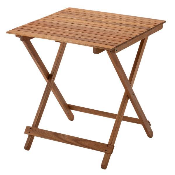 木製折りたたみテーブル INS ニトリ 『玄関先迄納品』 『1年保証』