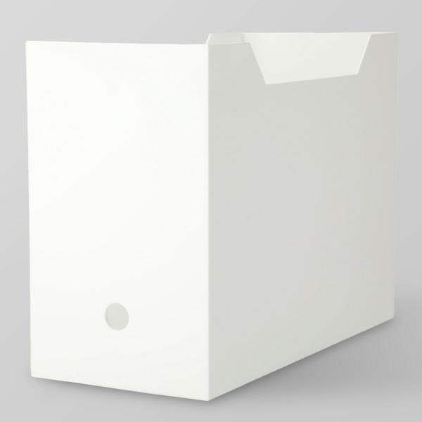 A4ファイルケースNオールワイド(ホワイト)ニトリ『玄関先迄納品』『1年保証』