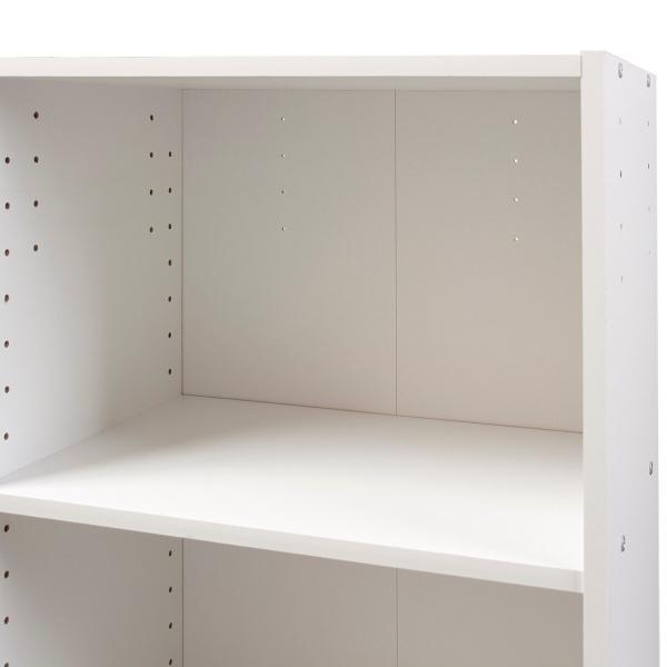 カラーボックス 3段 収納 ホワイト ニトリ 玄関先迄納品 1年保証 nitori-net 10
