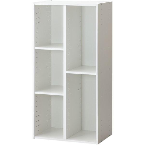 RoomClip商品情報 - カラーボックスカラボ 45−3SH(WH) ニトリ 『送料有料・玄関先迄納品』 『1年保証』